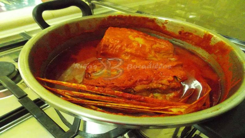 Cochinilla Pibil Tacos